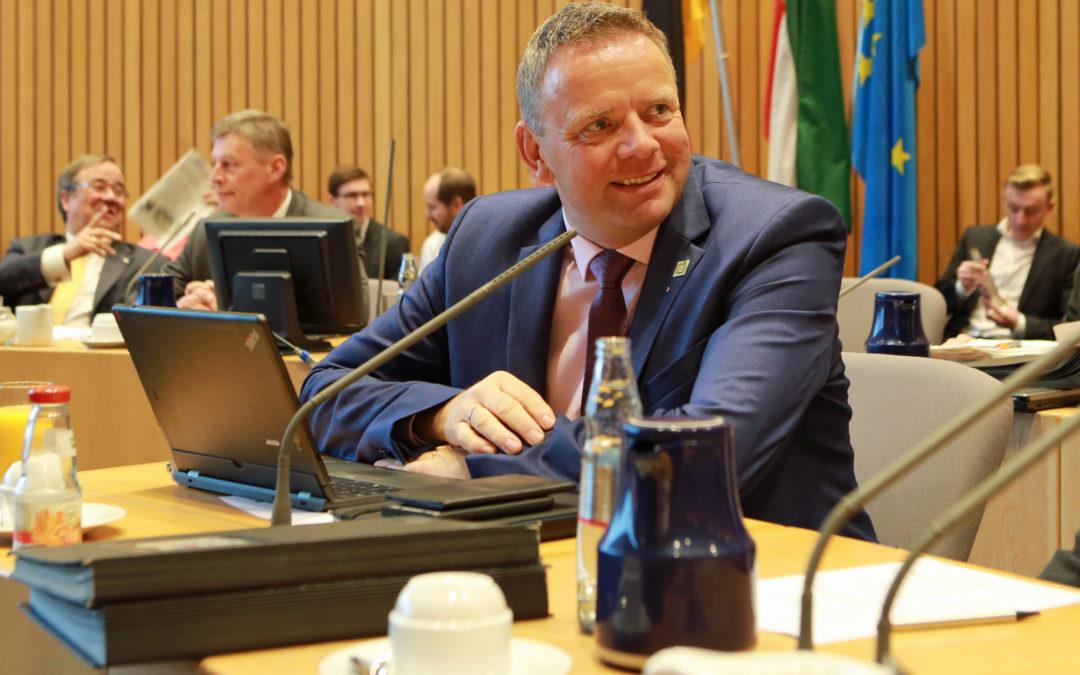 NRW fördert kommunalen Straßenbau mit 114 Millionen Euro