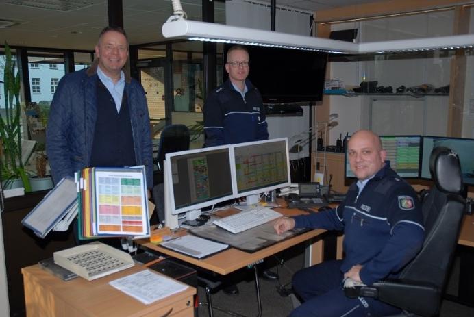 Landtagsabgeordneter besuchte die KPB Höxter
