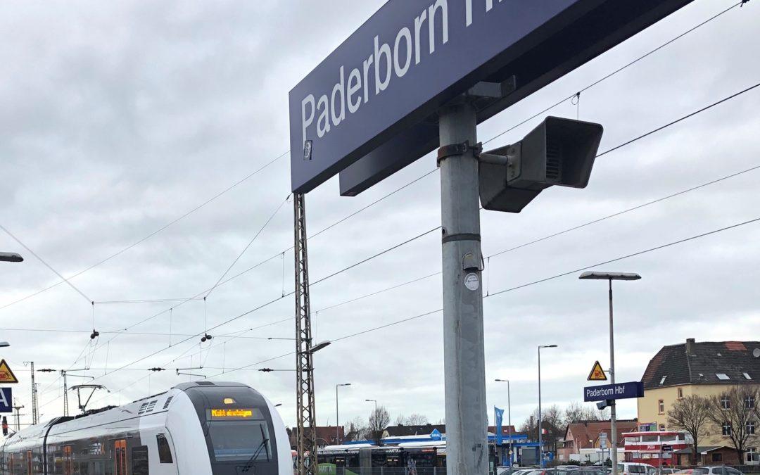 CDU im NPH begrüßt RRX in Paderborn