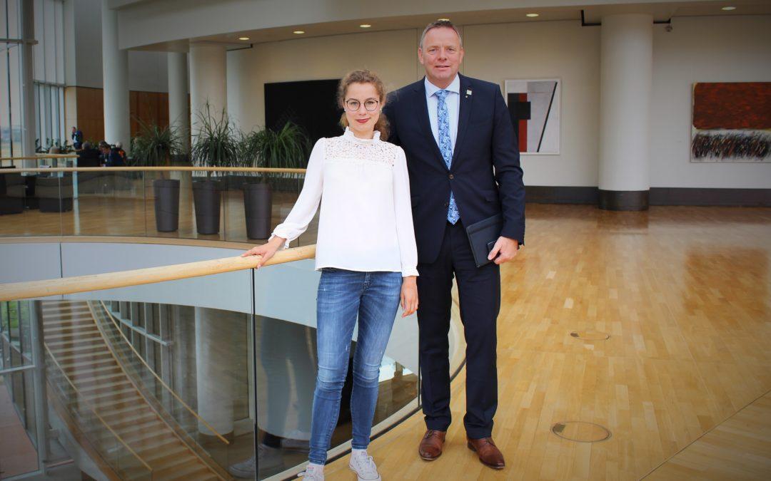Meine Zeit im Landtag NRW